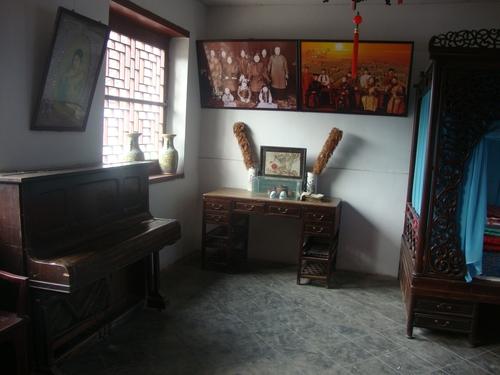 Пианото е късна придобивка от Запада