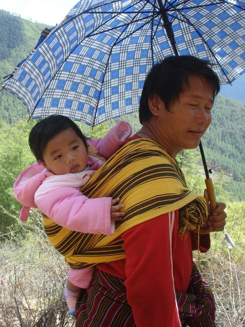 BHUTANESE FATHER