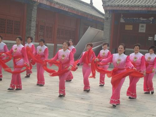Танцьорките