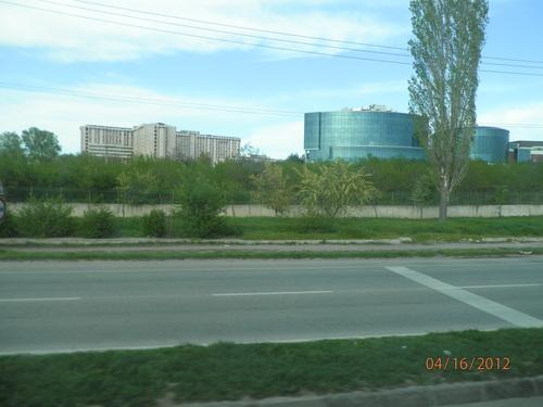 Край университетското градче