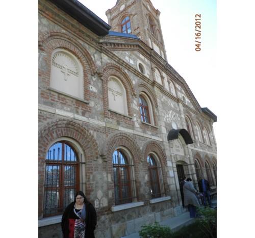 Одрин, църква Св. Георги