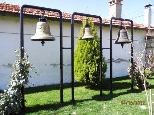 Одрин, трите камбани, дарени от родолюбиви българи