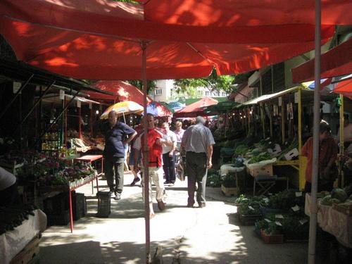 Пазарът във Велико Търново