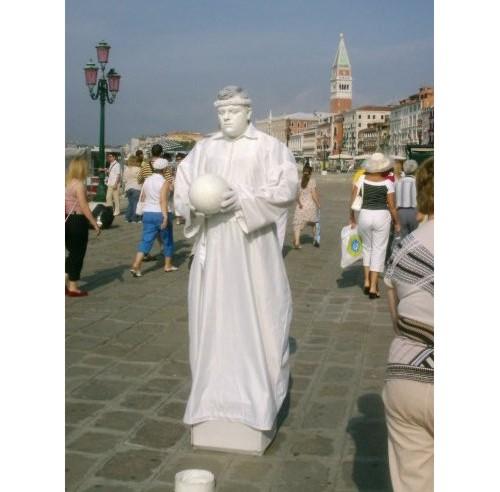 Венеция. Дворецът на дожите е след стотина метра.