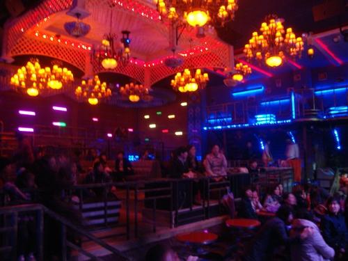 публиката в Сохо бар