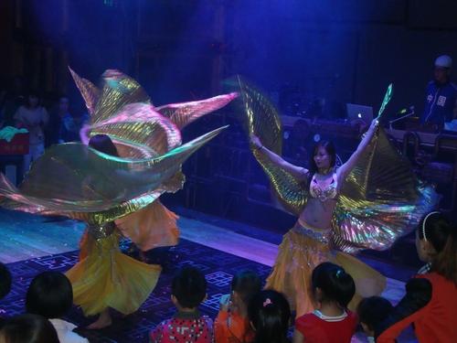 танцът на феникса