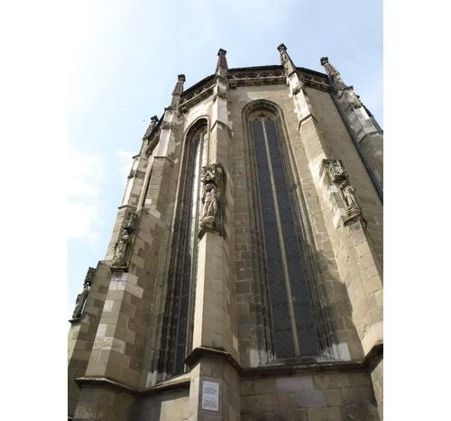 Черната църква в Брашов