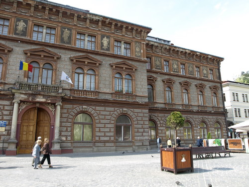 Брашов, старото кметство