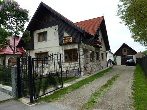 Румъния, замък Бран