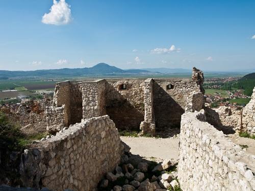 Крепостта Ръшнов