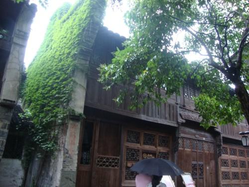 старинни фасади
