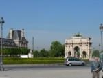 Париж, площад Карусел