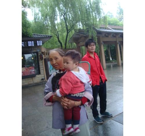 Гости от Западен Китай