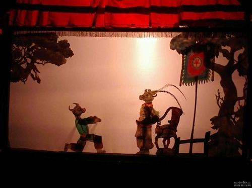 Театър на сенките