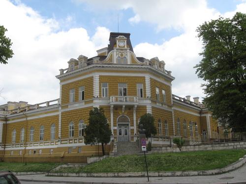 Военният клуб в Шумен