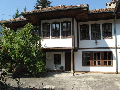 Къщата-музей Панчо Владигеров
