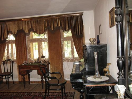 В къщата-музей