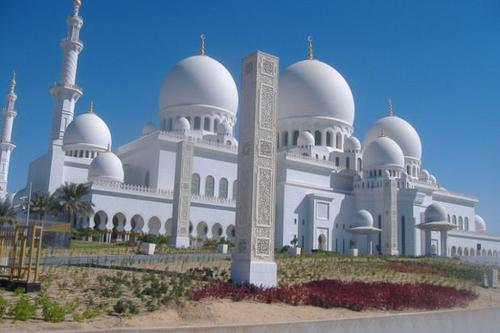 Zheikh Zayed Mosque
