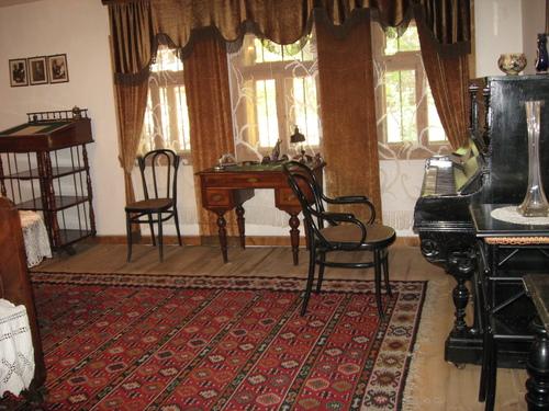 Работният кабинет на Панчо Владигеров