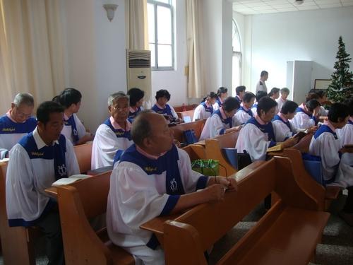Църковният хор