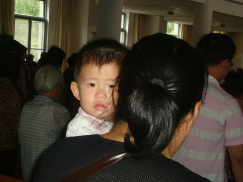 Най-малкият християнин