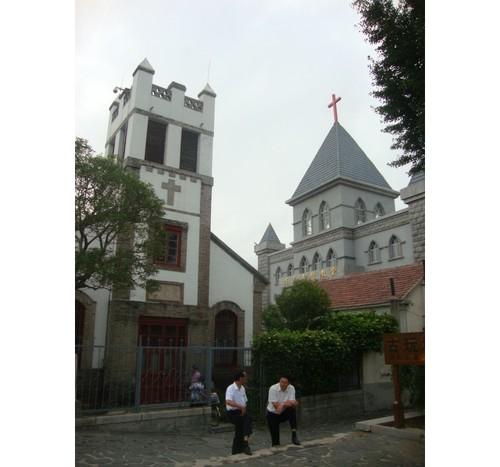 Църквата в Пънлай