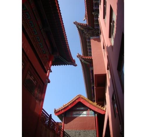 Китайско небе