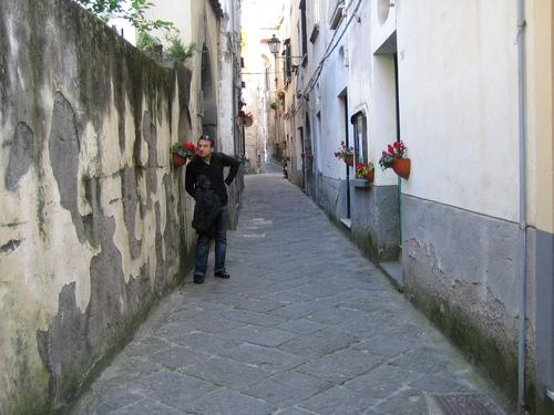 Уличките в Соренто