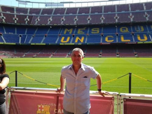 Барселона, Camp Nou