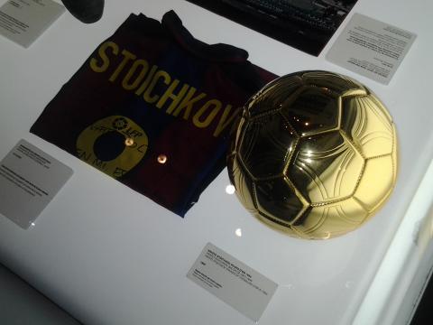 Барселона, Camp Nou, Христо Стоичков