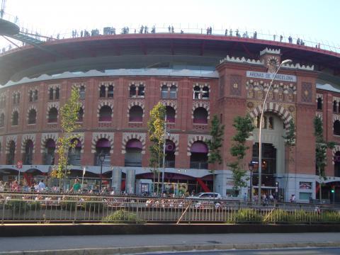 Барселона, Арената