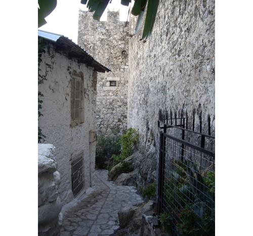 Старата част на Мармарис