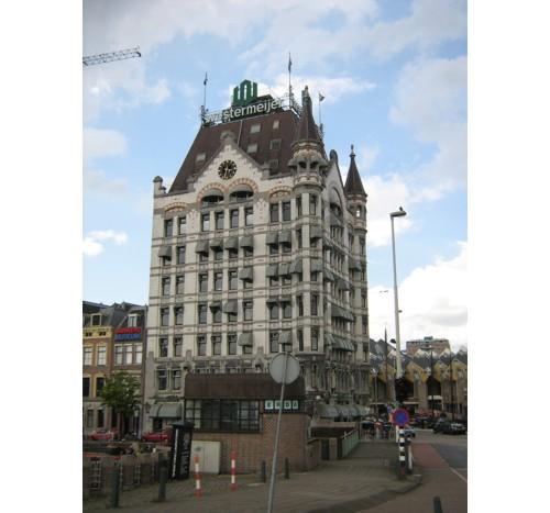 Ротердам, aрхитектурни решения