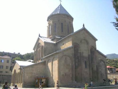 Манастира с черквата Самтавро