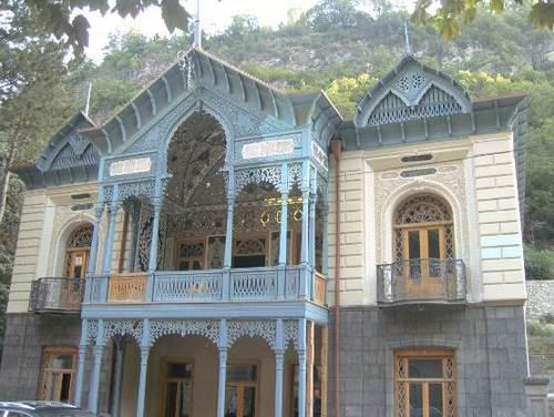 Типична къща в руски стил