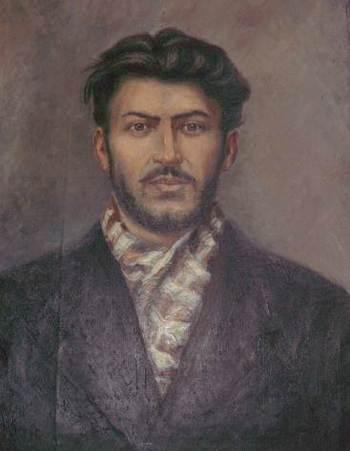Сталин като млад революционер