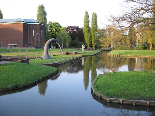 Ротердам, парк