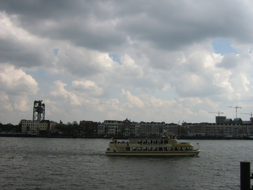Ротердам, разходка с лодка