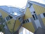 Ротердам, кубични къщи