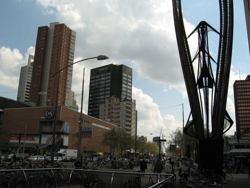 Ротердам, велосипед
