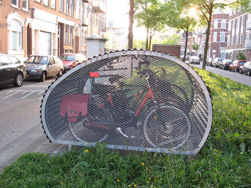 Ротердам, велосипеди