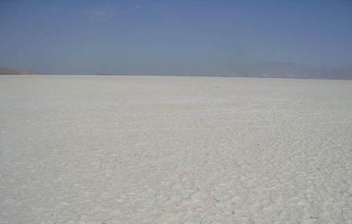 Солените езера