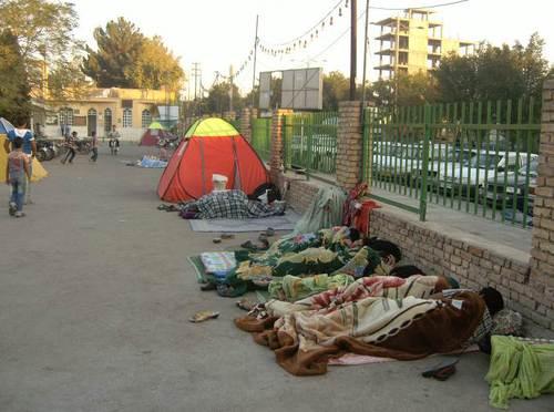 Милиони иранци обикалят родината си като нощуват безплатно в организирани туристически зони