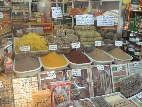 Ирански сладкиши