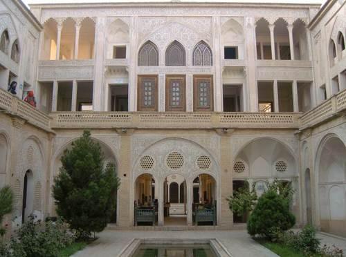 Дворец в Кашан