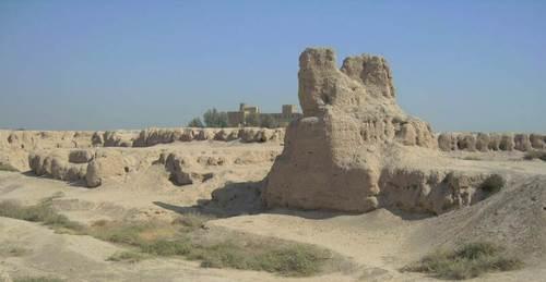 Останки от древна Суса – столица на Елам