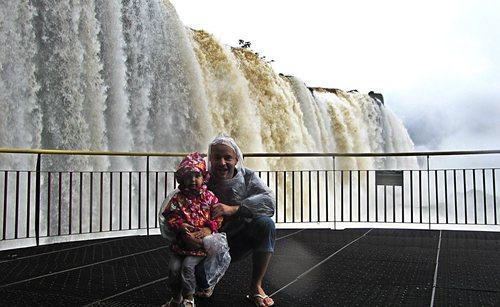 Пред водопадите