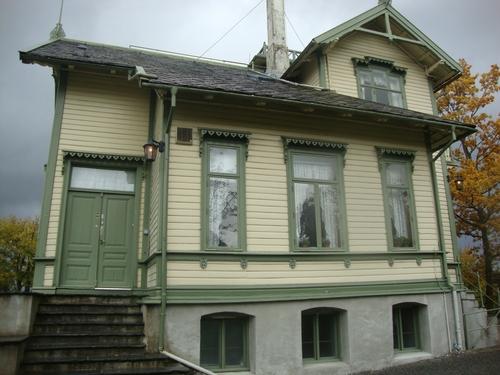 Домът на композитора