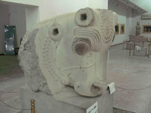 Експонати в Археологическия музей
