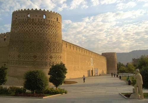 Крепостта на Карим хан от 18-ти век